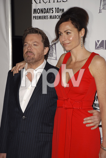 """The Riches"" (Premiere)Eddie Izzard, Minnie Driver 03-10-2007 / Zanuck Theatre / Los Angeles, CA / FX Network / Photo by Andrew Howick - Image 22955_0024"