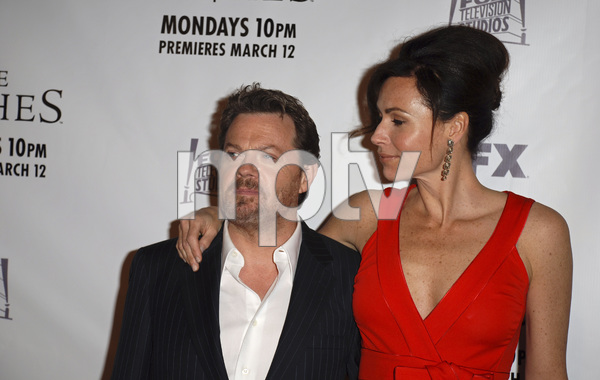 """The Riches"" (Premiere)Eddie Izzard, Minnie Driver 03-10-2007 / Zanuck Theatre / Los Angeles, CA / FX Network / Photo by Andrew Howick - Image 22955_0027"