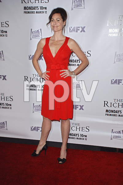 """""""The Riches"""" (Premiere)Minnie Driver 03-10-2007 / Zanuck Theatre / Los Angeles, CA / FX Network / Photo by Andrew Howick - Image 22955_0029"""
