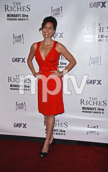 """""""The Riches"""" (Premiere)Minnie Driver 03-10-2007 / Zanuck Theatre / Los Angeles, CA / FX Network / Photo by Andrew Howick - Image 22955_0030"""