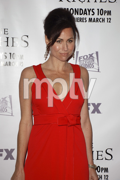 """""""The Riches"""" (Premiere)Minnie Driver03-10-2007 / Zanuck Theatre / Los Angeles, CA / FX Network / Photo by Andrew Howick - Image 22955_0034"""