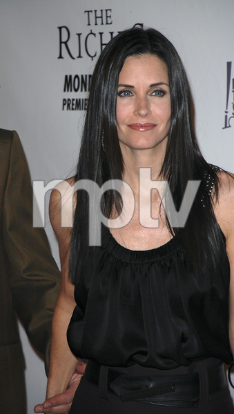 """The Riches"" (Premiere)Courteney Cox Arquette 03-10-2007 / Zanuck Theatre / Los Angeles, CA / FX Network / Photo by Andrew Howick - Image 22955_0040"