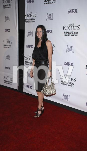 """The Riches"" (Premiere)Courteney Cox Arquette 03-10-2007 / Zanuck Theatre / Los Angeles, CA / FX Network / Photo by Andrew Howick - Image 22955_0044"