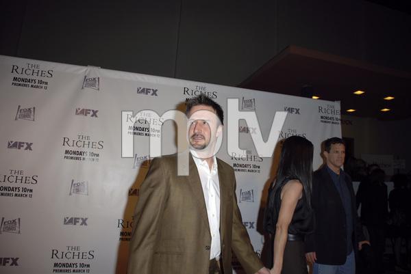 """""""The Riches"""" (Premiere)David Arquette, Courteney Cox Arquette 03-10-2007 / Zanuck Theatre / Los Angeles, CA / FX Network / Photo by Andrew Howick - Image 22955_0047"""