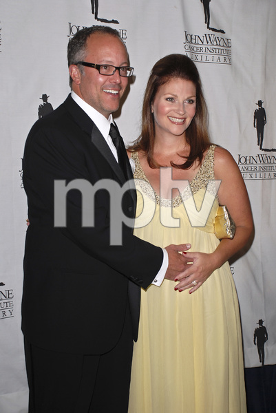 """""""The 22nd Annual Odyssey Ball benefiting the John Wayne Cancer Clinic""""Tony Ditteaux, Marisa Wayne04-14-2007 / Beverly Hilton Hotel / Beverly Hills, CA / Photo by Andrew Howick - Image 22992_0003"""