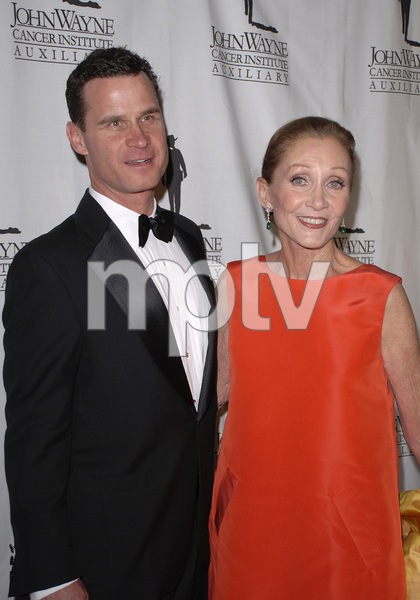 """""""The 22nd Annual Odyssey Ball benefiting the John Wayne Cancer Clinic""""Gretchen Wayne and son Chris Wayne04-14-2007 / Beverly Hilton Hotel / Beverly Hills, CA / Photo by Andrew Howick - Image 22992_0005"""