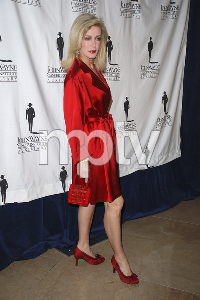 """The 22nd Annual Odyssey Ball benefiting the John Wayne Cancer Clinic""Donna Mills04-14-2007 / Beverly Hilton Hotel / Beverly Hills, CA / Photo by Andrew Howick - Image 22992_0015"