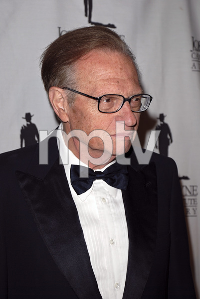 """""""The 22nd Annual Odyssey Ball benefiting the John Wayne Cancer Clinic""""Larry King04-14-2007 / Beverly Hilton Hotel / Beverly Hills, CA / Photo by Andrew Howick - Image 22992_0018"""
