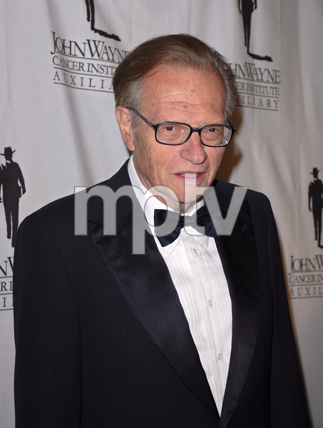 """The 22nd Annual Odyssey Ball benefiting the John Wayne Cancer Clinic""Larry King04-14-2007 / Beverly Hilton Hotel / Beverly Hills, CA / Photo by Andrew Howick - Image 22992_0019"