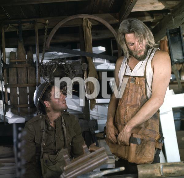 """Johnny Got His Gun""Timothy Bottoms, Donald Sutherland1971 World Entertainment** I.V.  - Image 23041_0001"