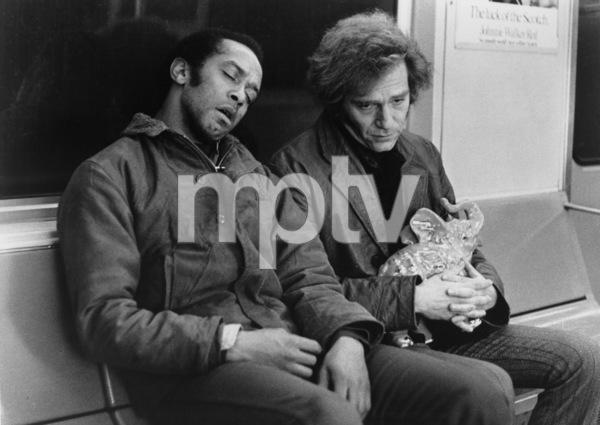 """Born to Win""Jay Fletcher, George Segal1971 Theater Guild** I.V. - Image 23050_0001"