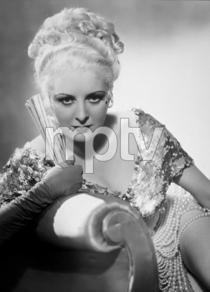 Billie DoveBlondie Of The Follies (1932)Photo by George Hurrell0022700 - Image 2305_0003