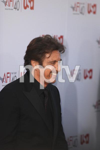 """35th Annual AFI Life Achievement Award Honoring Al Pacino""Al Pacino06-07-2007 / Kodak Theatre / Hollywood, CA / Photo by Andrew Howick - Image 23094_0031"