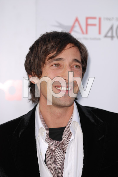 """35th Annual AFI Life Achievement Award Honoring Al Pacino""Adrien Brody 06-07-2007 / Kodak Theatre / Hollywood, CA / Photo by Andrew Howick - Image 23094_0052"