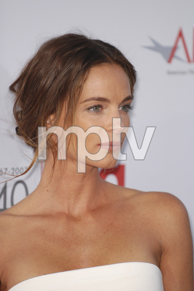 """""""35th Annual AFI Life Achievement Award Honoring Al Pacino""""Gabrielle Anwar 06-07-2007 / Kodak Theatre / Hollywood, CA / Photo by Andrew Howick - Image 23094_0058"""