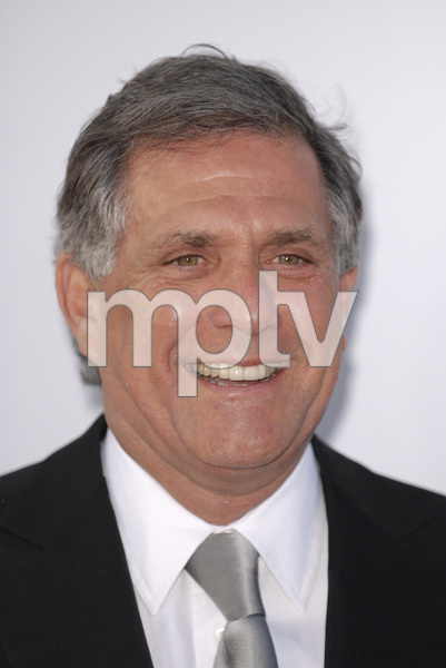 """""""35th Annual AFI Life Achievement Award Honoring Al Pacino""""Leslie Moonves06-07-2007 / Kodak Theatre / Hollywood, CA / Photo by Andrew Howick - Image 23094_0066"""