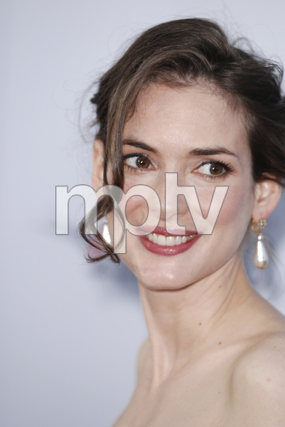 """35th Annual AFI Life Achievement Award Honoring Al Pacino""Winona Ryder 06-07-2007 / Kodak Theatre / Hollywood, CA / Photo by Andrew Howick - Image 23094_0079"