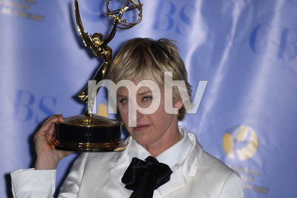 """""""The 34th Annual Daytime Emmy Awards""""Ellen DeGeneres06-15-2007 / Kodak Theatre / Hollywood, CA / Photo by Andrew Howick - Image 23100_0002"""