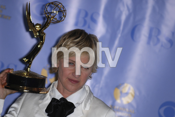 """The 34th Annual Daytime Emmy Awards""Ellen DeGeneres06-15-2007 / Kodak Theatre / Hollywood, CA / Photo by Andrew Howick - Image 23100_0004"