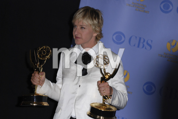 """""""The 34th Annual Daytime Emmy Awards""""Ellen DeGeneres06-15-2007 / Kodak Theatre / Hollywood, CA / Photo by Andrew Howick - Image 23100_0006"""