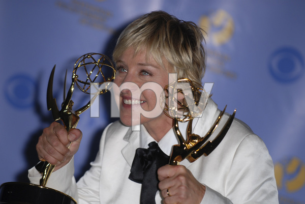 """""""The 34th Annual Daytime Emmy Awards""""Ellen DeGeneres06-15-2007 / Kodak Theatre / Hollywood, CA / Photo by Andrew Howick - Image 23100_0007"""