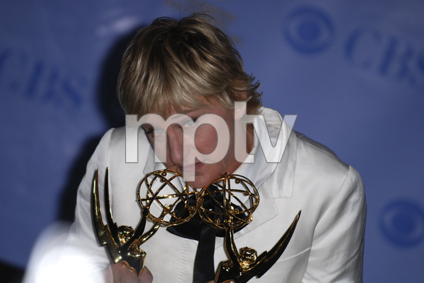 """The 34th Annual Daytime Emmy Awards""Ellen DeGeneres06-15-2007 / Kodak Theatre / Hollywood, CA / Photo by Andrew Howick - Image 23100_0008"