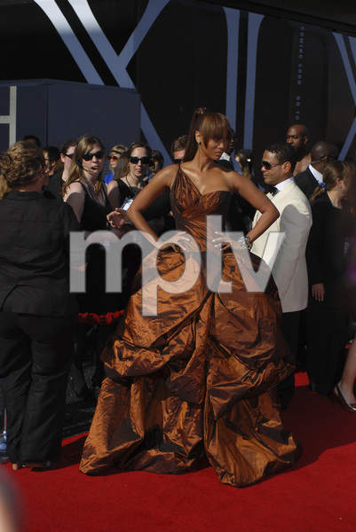 """The 34th Annual Daytime Emmy Awards""Tyra Banks06-15-2007 / Kodak Theatre / Hollywood, CA / Photo by Andrew Howick - Image 23100_0017"