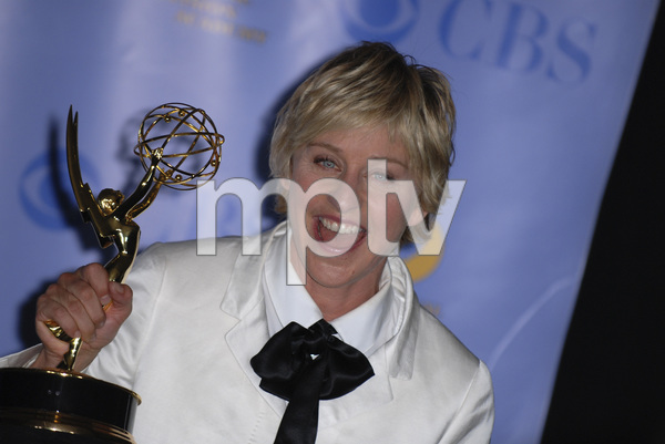 """The 34th Annual Daytime Emmy Awards""Ellen DeGeneres06-15-2007 / Kodak Theatre / Hollywood, CA / Photo by Andrew Howick - Image 23100_0020"