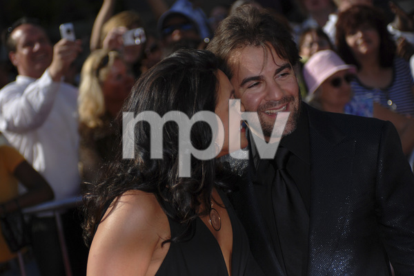 """""""The 34th Annual Daytime Emmy Awards""""Rachael Ray with husband John M. Cusimano06-15-2007 / Kodak Theatre / Hollywood, CA / Photo by Andrew Howick - Image 23100_0023"""
