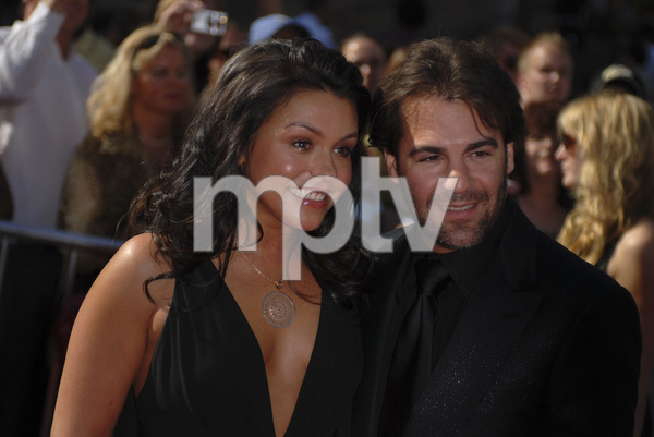 """""""The 34th Annual Daytime Emmy Awards""""Rachael Ray with husband John M. Cusimano06-15-2007 / Kodak Theatre / Hollywood, CA / Photo by Andrew Howick - Image 23100_0024"""