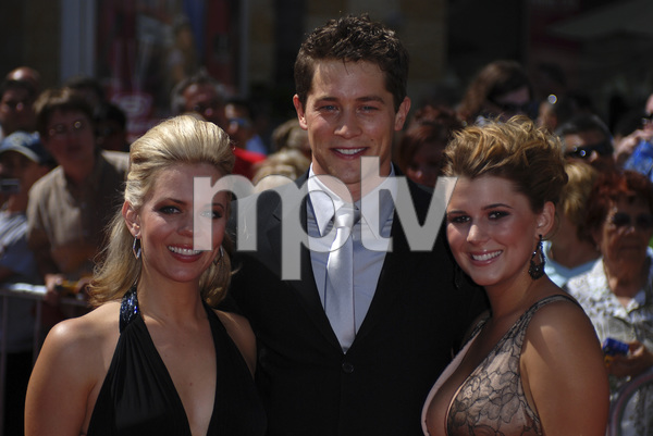 """""""The 34th Annual Daytime Emmy Awards""""Chalae Gerhardt, Jason Gerhardt, Lindze Letherman06-15-2007 / Kodak Theatre / Hollywood, CA / Photo by Andrew Howick - Image 23100_0036"""