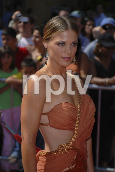 """The 34th Annual Daytime Emmy Awards""Gina Tognoni 06-15-2007 / Kodak Theatre / Hollywood, CA / Photo by Andrew Howick - Image 23100_0047"