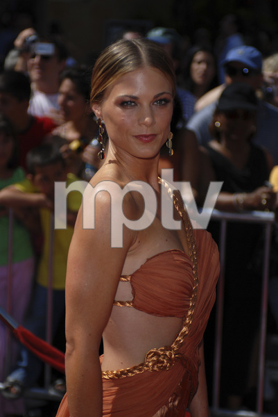 """The 34th Annual Daytime Emmy Awards""Gina Tognoni 06-15-2007 / Kodak Theatre / Hollywood, CA / Photo by Andrew Howick - Image 23100_0048"
