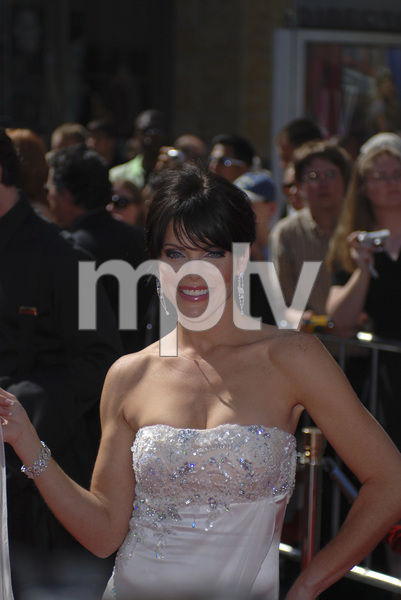 """""""The 34th Annual Daytime Emmy Awards""""Lesli Kay 06-15-2007 / Kodak Theatre / Hollywood, CA / Photo by Andrew Howick - Image 23100_0079"""