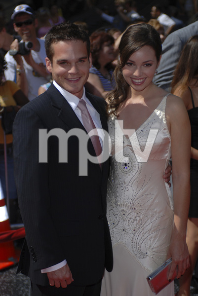 """The 34th Annual Daytime Emmy Awards""Greg Rikaart, Emily O"
