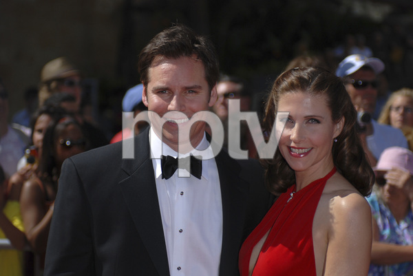 """""""The 34th Annual Daytime Emmy Awards""""Dan Gauthier, Lisa Fuller06-15-2007 / Kodak Theatre / Hollywood, CA / Photo by Andrew Howick - Image 23100_0086"""