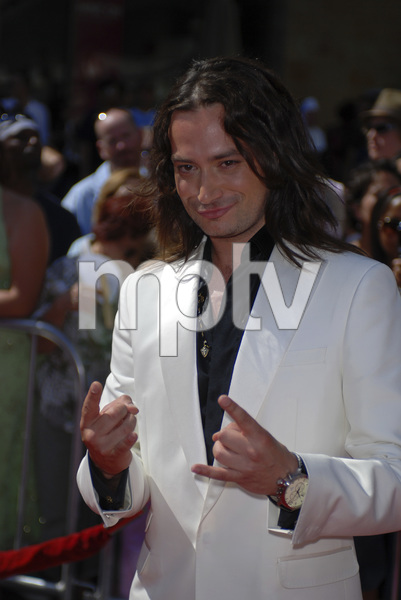 """The 34th Annual Daytime Emmy Awards""Constantine Maroulis06-15-2007 / Kodak Theatre / Hollywood, CA / Photo by Andrew Howick - Image 23100_0087"