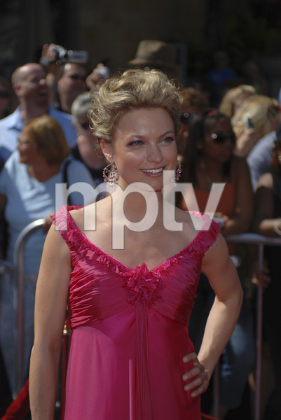 """""""The 34th Annual Daytime Emmy Awards""""Nicole Forester06-15-2007 / Kodak Theatre / Hollywood, CA / Photo by Andrew Howick - Image 23100_0090"""