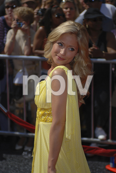 """""""The 34th Annual Daytime Emmy Awards""""Marcy Rylan06-15-2007 / Kodak Theatre / Hollywood, CA / Photo by Andrew Howick - Image 23100_0092"""