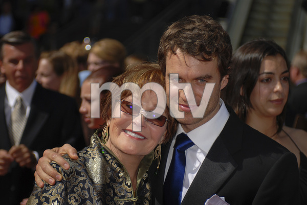 """The 34th Annual Daytime Emmy Awards""Marj Dusay, Murray Bartlett06-15-2007 / Kodak Theatre / Hollywood, CA / Photo by Andrew Howick - Image 23100_0093"