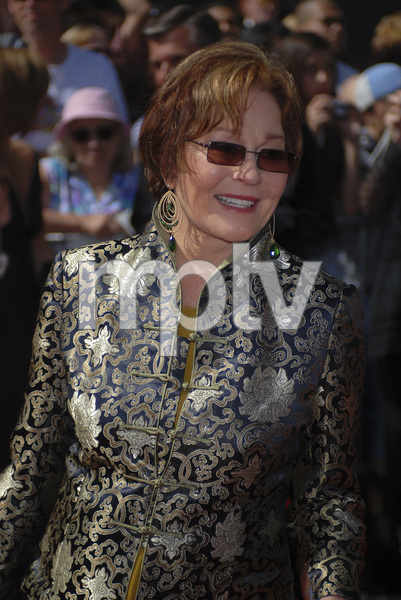 """""""The 34th Annual Daytime Emmy Awards""""Marj Dusay06-15-2007 / Kodak Theatre / Hollywood, CA / Photo by Andrew Howick - Image 23100_0094"""