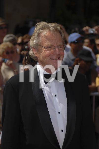 """""""The 34th Annual Daytime Emmy Awards""""Jerry Springer06-15-2007 / Kodak Theatre / Hollywood, CA / Photo by Andrew Howick - Image 23100_0097"""