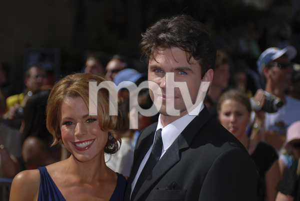 """""""The 34th Annual Daytime Emmy Awards""""Erin Cardillo, Dylan Fergus06-15-2007 / Kodak Theatre / Hollywood, CA / Photo by Andrew Howick - Image 23100_0108"""