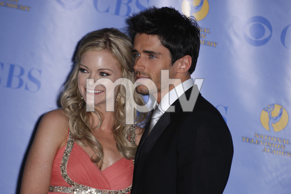 """""""The 34th Annual Daytime Emmy Awards""""Martha Madison, Brandon Beemer06-15-2007 / Kodak Theatre / Hollywood, CA / Photo by Andrew Howick - Image 23100_0115"""