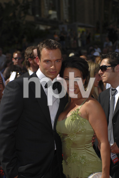 """The 34th Annual Daytime Emmy Awards""Eric Martsolf, Lisa Kouchak06-15-2007 / Kodak Theatre / Hollywood, CA / Photo by Andrew Howick - Image 23100_0123"