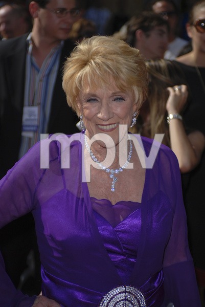 """The 34th Annual Daytime Emmy Awards""Jeanne Cooper06-15-2007 / Kodak Theatre / Hollywood, CA / Photo by Andrew Howick - Image 23100_0126"
