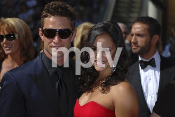 """The 34th Annual Daytime Emmy Awards""David Fumero, Melissa Gallo 06-15-2007 / Kodak Theatre / Hollywood, CA / Photo by Andrew Howick - Image 23100_0132"