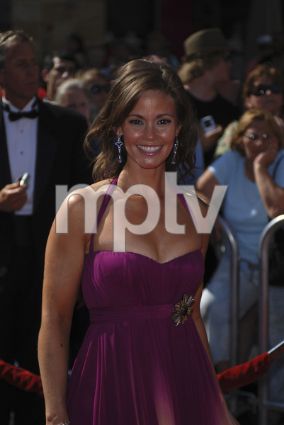 """""""The 34th Annual Daytime Emmy Awards""""Christina Chambers06-15-2007 / Kodak Theatre / Hollywood, CA / Photo by Andrew Howick - Image 23100_0136"""