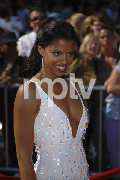 """The 34th Annual Daytime Emmy Awards""Renee Goldsberry06-15-2007 / Kodak Theatre / Hollywood, CA / Photo by Andrew Howick - Image 23100_0139"