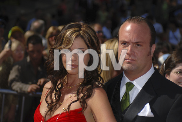 """""""The 34th Annual Daytime Emmy Awards""""Julie Pinson06-15-2007 / Kodak Theatre / Hollywood, CA / Photo by Andrew Howick - Image 23100_0154"""